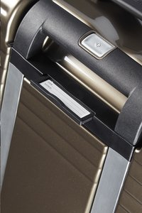 Samsonite Harde reistrolley Neopulse Spinner metallic sand 75 cm-Artikeldetail