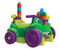 Mega Bloks First Builders Ride n' Chomp Croc-Linkerzijde