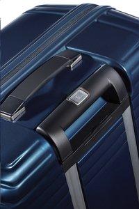 Samsonite Valise rigide Neopulse Spinner metallic blue 75 cm-Détail de l'article