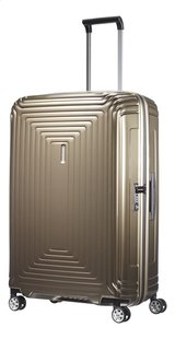 Samsonite Harde reistrolley Neopulse Spinner metallic sand 75 cm-Afbeelding 1