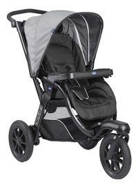Chicco Wandelwagen Trio Active 3 Top dark grey-Linkerzijde