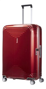 Samsonite Harde reistrolley Neopulse Spinner metallic red 75 cm-Afbeelding 1