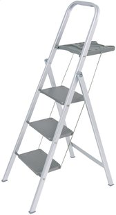 Altrex aluminium trapladder Giant+ met 3 treden