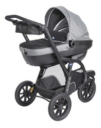 Chicco Wandelwagen Trio Active 3 Top dark grey-Rechterzijde