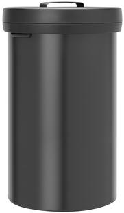 Brabantia Afvalemmer Big Bin matt black 60 l-Vooraanzicht