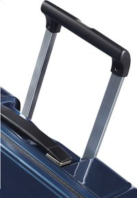 Samsonite Valise rigide Neopulse Spinner metallic blue 75 cm-Vue du haut