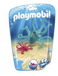 Playmobil Family Fun 9066 Inktvis met jong