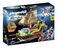 Playmobil Super 4 9000 Galjoen Kameleon met Ruby
