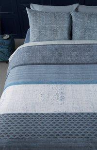 Beddinghouse Dekbedovertrek Durness blue katoen 140 x 220 cm-commercieel beeld