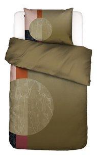 Essenza Housse de couette Mulan multi coton brossé 140 x 220 cm-Avant