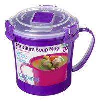 Sistema Soepbeker Microwave Colour Medium Soup 656 ml-Artikeldetail