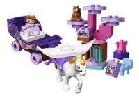 LEGO DUPLO 10822 Le carrosse magique de Princesse Sofia-Avant