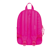 Herschel sac à dos Heritage Kids Neon Pink Reflective/Silver-Arrière