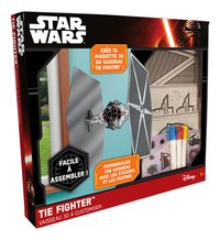 Lansay Star Wars Vaisseau 3D à customiser TIE Fighter