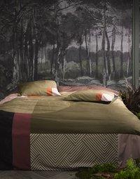 Essenza Housse de couette Mulan multi coton brossé 140 x 220 cm-Image 1