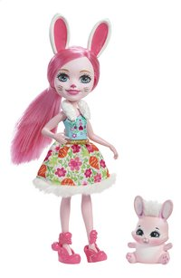 Enchantimals figurine Bree Lapin-commercieel beeld