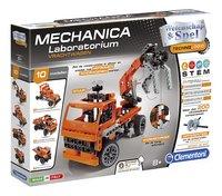 Clementoni Wetenschap & Spel Mechnica Laboratorium Vrachtwagen-Linkerzijde