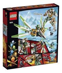 LEGO Ninjago 70676 Le robot Titan de Lloyd-Arrière