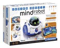 Clementoni Coding Lab Mind robot à commande vocale-Côté gauche