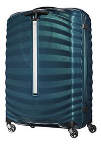Samsonite Harde reistrolley Lite-Shock Spinner petrol blue 75 cm-Achteraanzicht