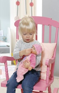 BABY born poupée souple my little supersoft pink-Image 2