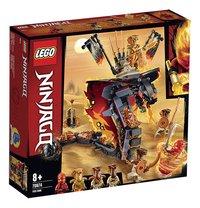 LEGO Ninjago 70674 Vuurtand-Linkerzijde