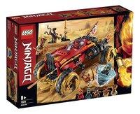 LEGO Ninjago 70675 Katana 4x4-Linkerzijde