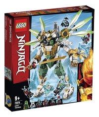 LEGO Ninjago 70676 Le robot Titan de Lloyd-Côté gauche