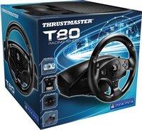 PS4 volant de course Thrustmaster T80 avec pédalier