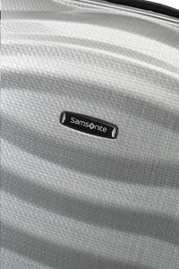 Samsonite Valise rigide Lite-Shock Spinner silver 75 cm-Détail de l'article