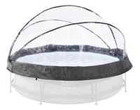 EXIT coupole pour piscines Wood ou Stone Ø 3 m-Avant