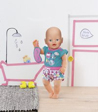 BABY born Kledijset korte pyjama met schoentjes-Afbeelding 3
