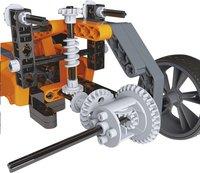 Clementoni Wetenschap & Spel Mechnica Laboratorium Vrachtwagen-Artikeldetail