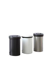 Brabantia poubelle Big Bin 60 l noir mat-Image 2