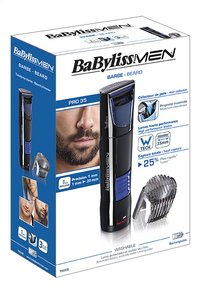 BaByliss for men Baardtrimmer Pro 35 T800E-Linkerzijde