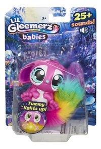Figurine interactive Lil' Gleemerz Babies Pink-Avant