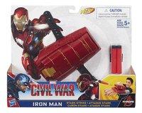 Set de jeu Captain America: Civil War Iron Man Attaque Stark-Avant