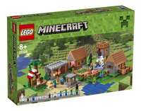 LEGO Minecraft 21128 Le village