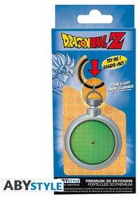 Sleutelhanger Dragon Ball Z 3D Dragon Radar-Vooraanzicht