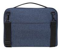 Targus mallette pour laptop Groove X2 15/ Navy-Arrière