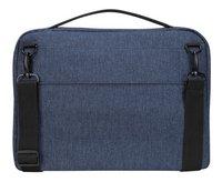 Targus mallette pour laptop Groove X2 13/ Navy-Arrière