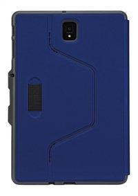 Targus Click-in foliocover voor Samsung Galaxy Tab S4 10.5/ blauw-Achteraanzicht