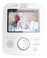 Philips AVENT Babyphone avec caméra SCD630/26-Détail de l'article