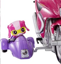 Barbie moto Spy Squad Motorcycle-Détail de l'article