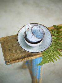 Cosy & Trendy 6 tasses à café Tessa Blue 35 cl-Image 1
