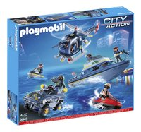 Playmobil City Action 9043 SWAT Set