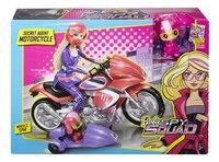 Barbie motor Spy Squad Motorcycle-Vooraanzicht