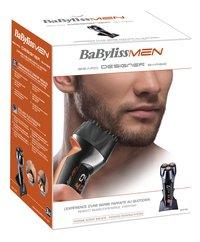 BaByliss for men Baardtrimmer Beard Designer SH510E-Vooraanzicht