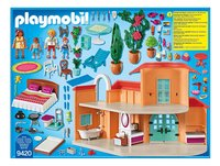 PLAYMOBIL Family Fun 9420 Villa de vacances-Avant