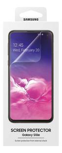 Samsung protection d'écran pour Samsung Galaxy S10e-Avant